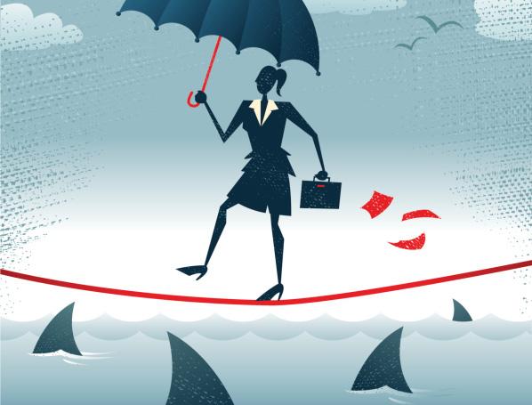 Der große Drahtseilakt: Wie häufig Kandidaten in der Karriere wechseln sollten